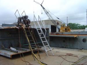 Shipyard Work Environment