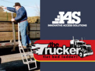The Trucker™ Series of Ladders Rated as ANSI Type IAA