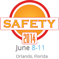 ASSE Safety Conference 2014, June 8th-11th in Orlando, FL