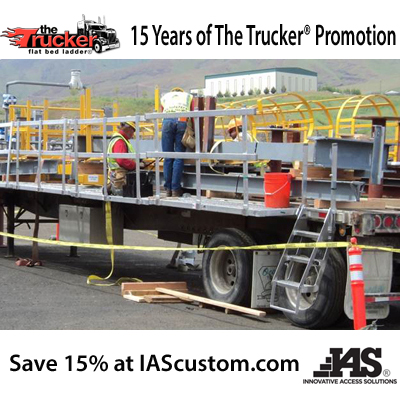 Celebrating 15 Years of The Trucker® (…and Still Trucking!)