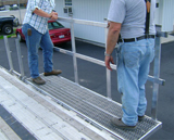 Comparing Flatbed Access Platforms for Fall Protection