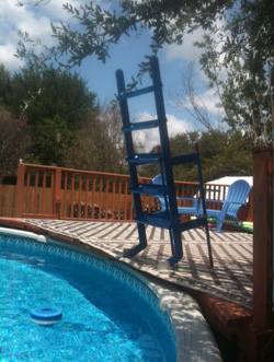 Residential Pool Marine Access Ladder
