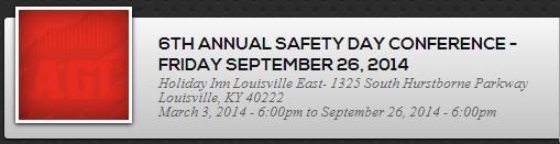 AGC Safety Day Conference