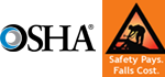 OSHA Fall Protection Safety Pays Falls Cos